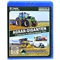 Agrar-Giganten - Traktoren & Mähdrescher XXL [Blu-ray] [Import allemand]
